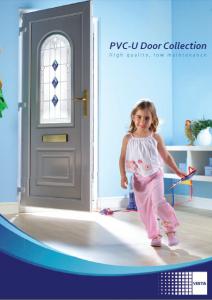 Vista UPVC Door Collection
