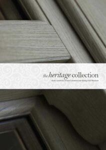 Heritage - Flush Casement, French Casement & Sliding Sash Windows