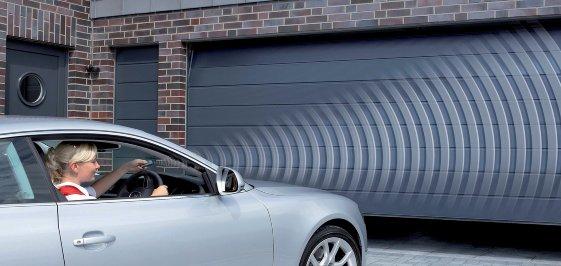 Automatic Roller Garage Doors Link Image