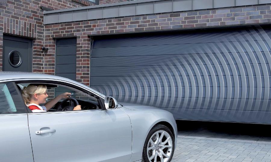 Sectional Automatic Garage Doors Cardigan